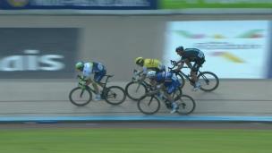 Le dernier kilomètre du Paris-Roubaix!