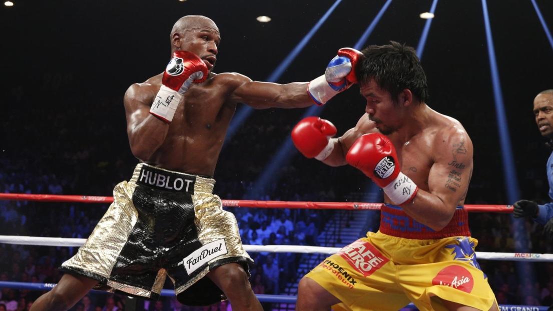 Boxe : Mayweather va retrouver Pacquiao !