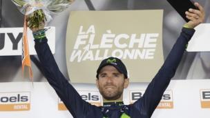 Valverde remporte la Flèche Wallone