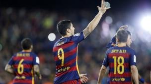 FC Barcelone 6 - Gijon 0