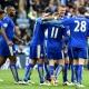 Les joueurs de Leicester