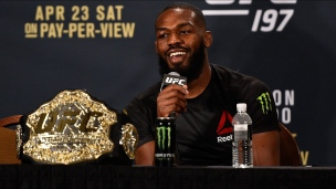 Chronique UFC : La semaine de Jon Jones à l'UFC 197