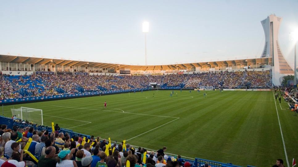 Tous les matchs locaux du CFM en 2021 au stade Saputo