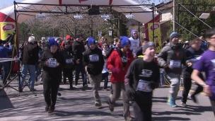 Le mini marathon du Défi Sportif