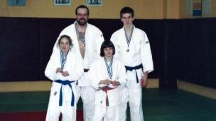 Le judo, une histoire de famille pour les Valois-Fortier
