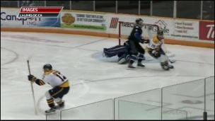 Cataractes 4 - Sea Dogs 3 (Prol.)
