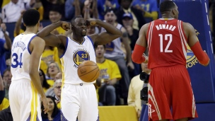 Rockets 81 - Warriors 114