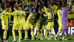 Villarreal avec l'avantage