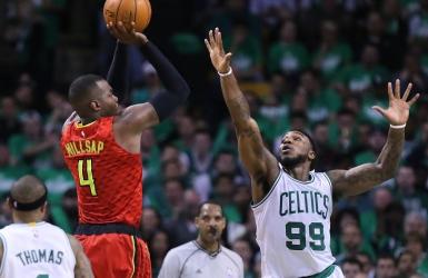 NBA : Les Hawks éliminent les Celtics