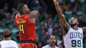 Hawks 104 - Celtics 92