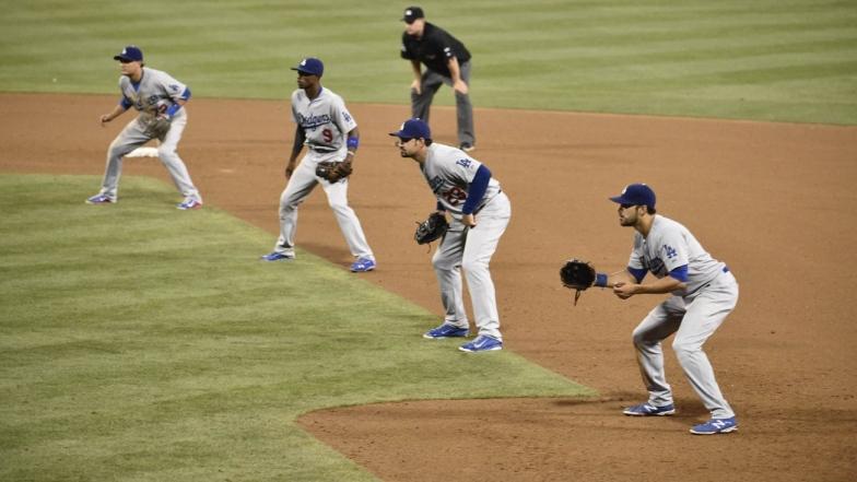 Dodgers - défensive spéciale