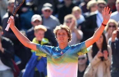 Finale Wawrinka-Zverev à Saint-Pétersbourg