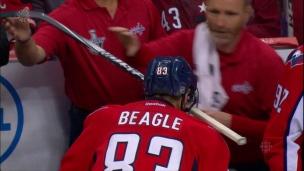 Des bâtons de hockey capricieux