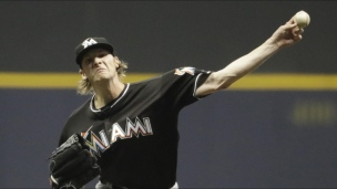 Marlins 6 - Brewers 3