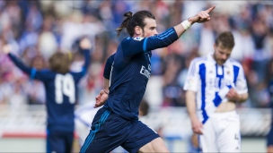 Real Sociedad 0 - Real Madrid 1