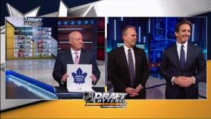 Les Leafs choisiront au 1er rang