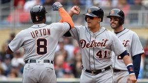 Tigers 4 - Twins 1