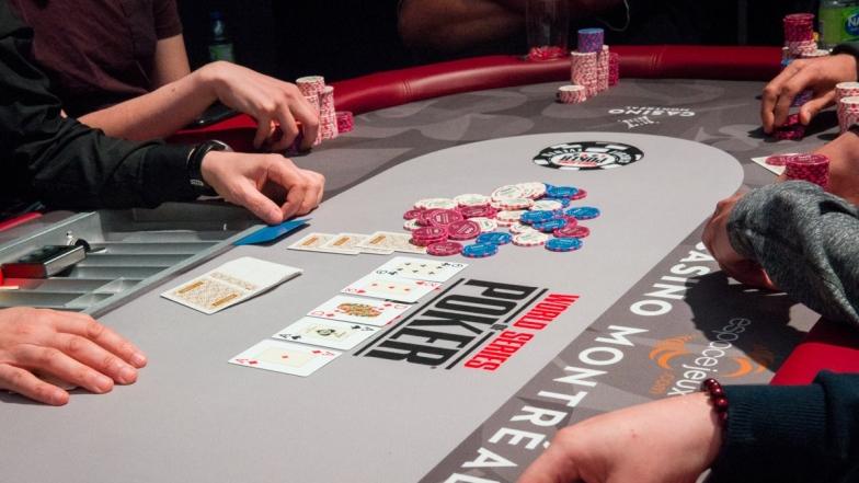 table finale WSOP-C