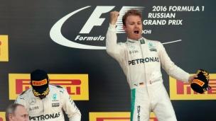 Une autre victoire pour Rosberg