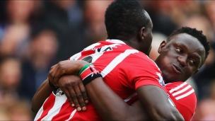 Southampton 4 - Manchester City 2