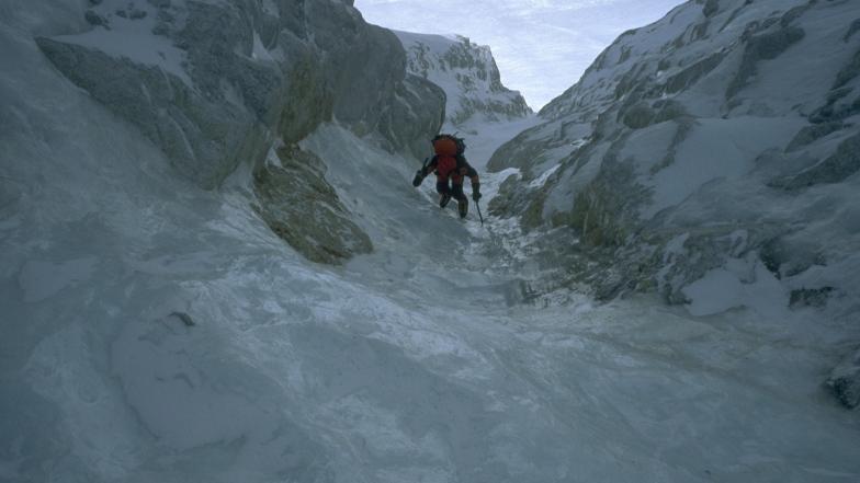 Deux corps ont été retrouvés dans un glacier de l'Himalaya, 16 ans après leur disparition