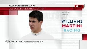 Stroll aux portes de la F1