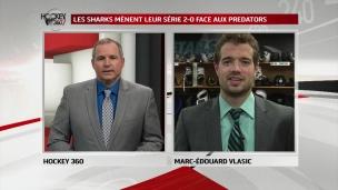 Marc-Édouard Vlasic : « Un tir de Shea Weber sur la tête ne m'empêchera pas de jouer »