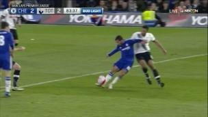 Le but qui fait gagner Leicester