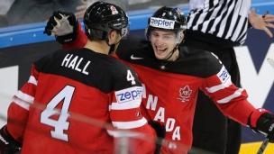 Canada 3 - République tchèque 0