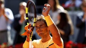 Nadal défait Kuznetsov en deux manches