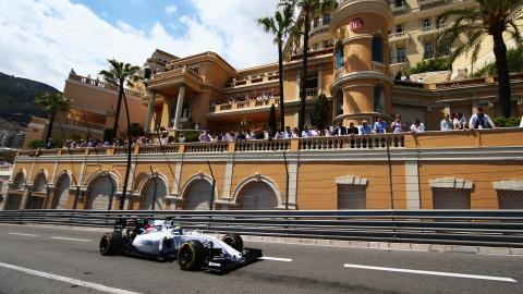 Le GP de Monaco devant 7500 spectateurs