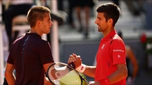 Djokovic passe au 3e tour