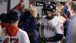 Red Sox 5 - White Sox 2