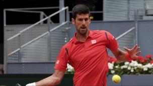 Djokovic passe en quarts de finale