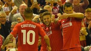 Liverpool 3 - Villerreal 0
