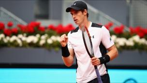 Murray se défait de Simon