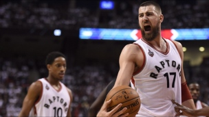 Heat 92 - Raptors 96 (Prolongation)