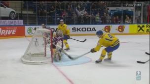 Suède 2 - Lettonie 1