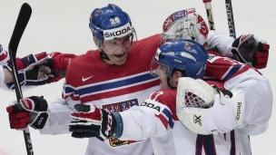 Russie 0 - République tchèque 3