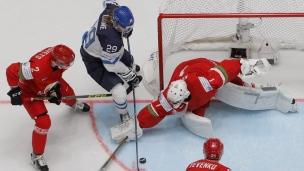 Finlande 6 - Bélarus 2