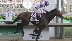 Nyquist remporte le 142e Derby du Kentucky