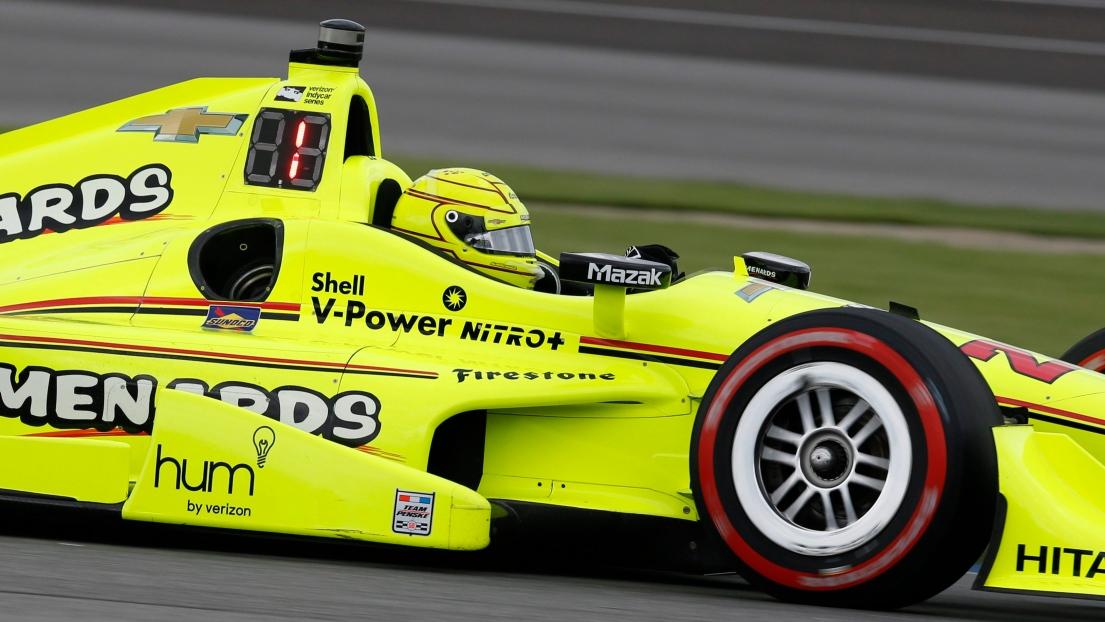 Indycar : Le Français Pagenaud s'impose à Phoenix
