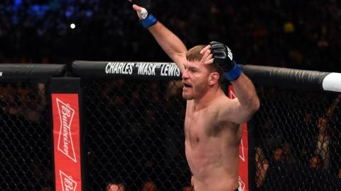 Miocic déçu d'avoir été ignoré par l'UFC