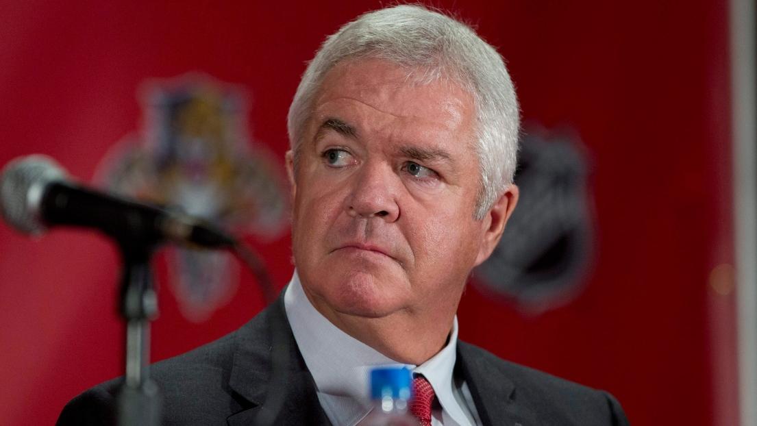 Dale Tallon redevient directeur général des Panthers de la Floride — LNH