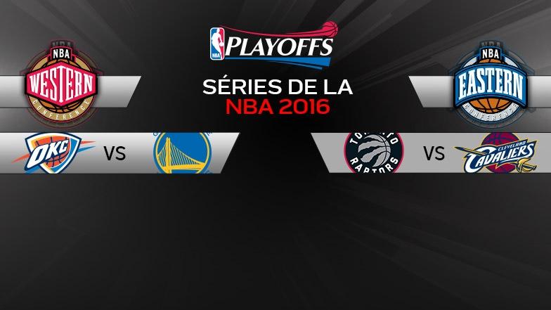 Séries NBA 2016 - 3e tour