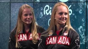 Thomas et Simoneau représenteront le Canada
