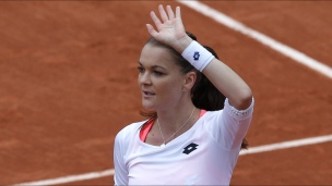 Radwanska facilement au 2e tour