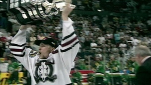 Colby Armstrong se souvient de la conquête de la Coupe Memorial en 2001