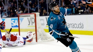 Top-5: Buts de Joe Pavelski