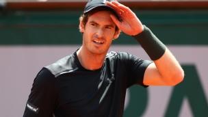 C'était chaud pour Andy Murray